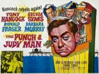 THE PUNCH AND JUDY MAN - 1963 A/W  TONY HANCOCK, SYLVIA SYMS, RONALD FRASER, BARBARA MURRAY