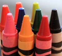 Crayon Test by _PaulS_ on Flickr
