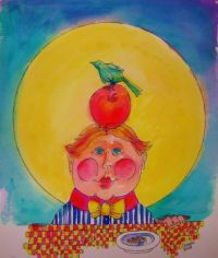 Lou Cicardo - Apple Cheeks