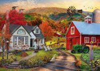 Farm Country by David Mcclean