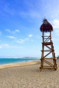 Boa Vista lifeguard tower