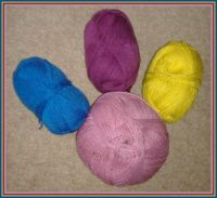 Crafts - Crochet & Knitting - Yarn -