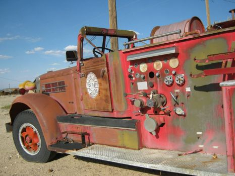 Great old fire truck