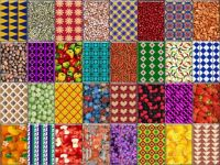Quilt Patterns with Snacks