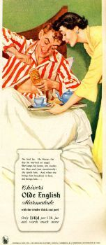 Themes Vintage ads - Chivers Olde English Marmalade