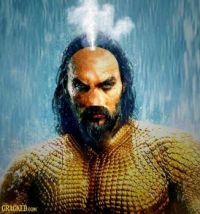 If Superheroes Had To Live In The Real World - Aquaman with a blowhole