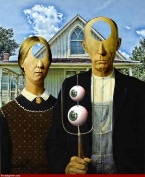 American Gothic  ~  Cyclops