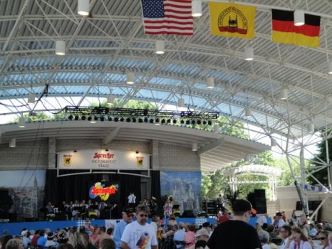 German Fest, Milwaukee, Wisconsin
