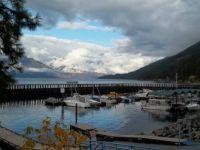 Kuskanook Harbour, Canada