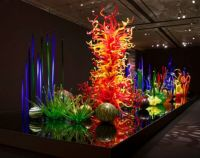 Dale Chihuly Glass Display