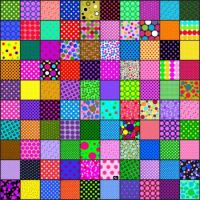 Now, Dots just crazy! (XS)