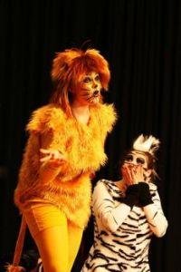 Madagascar Showdance group