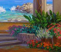 Theme ~ Mediterranean Garden 3