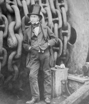 Isombard Kingdom Brunel