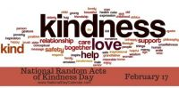 Today Is National Random Acts of Kindness Day!!