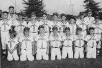 Jennings Little League Team