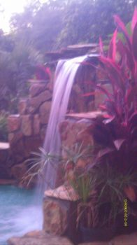 My waterfall