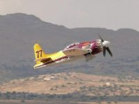 Rare Bear - Grumman F8F Bearcat - 2004 - Winner Unlimited Class Gold Race