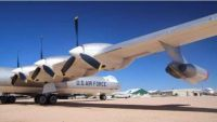 Convair B-36 Wing and Engines