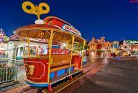 Toontown trolley