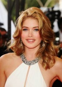 doutzen-kroes, beautiful hair