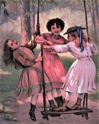 """""""Three Tom Boys"""" by J.G. Brown"""