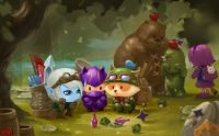 Teemo's training day