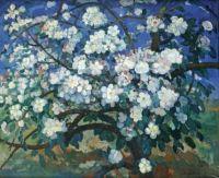 Gerrit Willem van Blaaderen (Dutch, 1873–1935), Spring