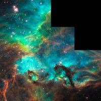 Hubble Large Magellanic Cloud