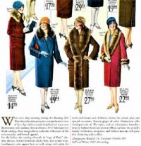 THEME ~ Fashion, Hairstyles & Shoes ~ 1920's