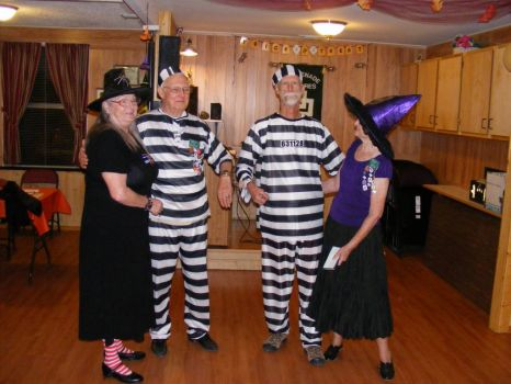 Convicts and Witches