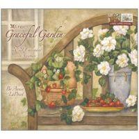 The Legacy 2921 Wall Calendar Graceful Garden