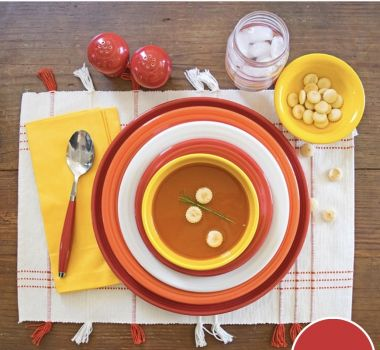Fiestaware fall collection
