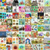PATCHWORK HOME SWEET HOME