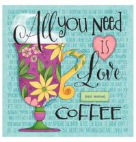 Love and mucho Coffee
