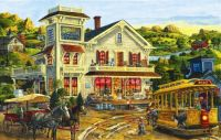 Gloria Rose General Store by Joseph Burgess