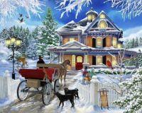 VINTAGE CHRISTMAS (769)
