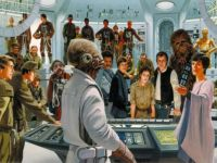 Return of the Jedi - art by Ralph McQuarrie
