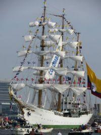 Tallship  Sail