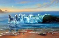 horse from the sea