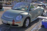 Cute VW Convertible