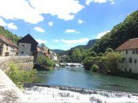River at La Loue