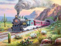 Desert Run 90 Railroad