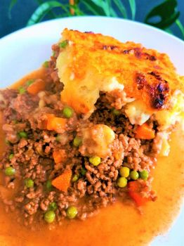 Dinner - Homemade cottage pie