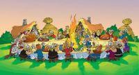 Asterix Banquet