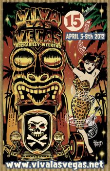 Las Vegas Rockabilly Weekend 2012