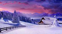 Winter Scene-Wallpaper-Background-Snow (19)