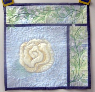 Pearl's Rose Quilt