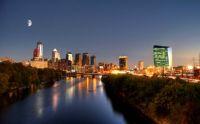 Philadelphia_skyline_sunset