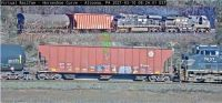 Buffer Car in conset position 50-pc